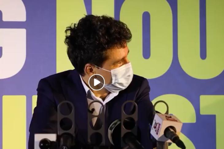 VIDEO. Nicușor către Firea: culmea tupeului. PSD a scos din pușcărie violatori și tâlhari
