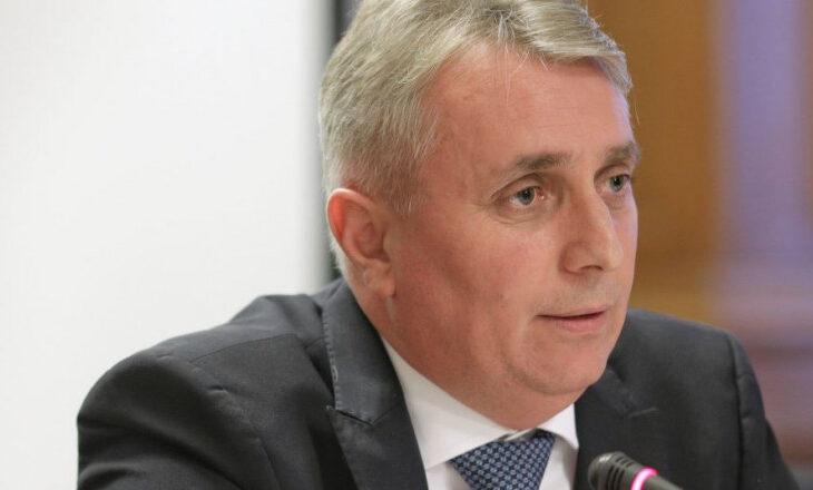 Tupeu de borfaș: Lucian Bode să își dea demisia… nesimțitule