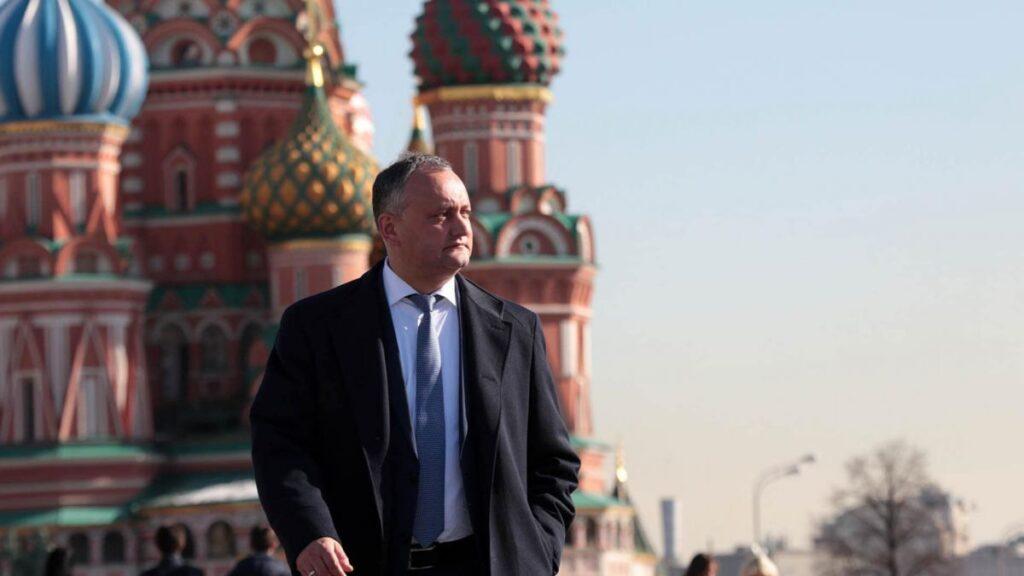 Amestecul Rusiei în treburile interne ale R. Moldova prin intermediul lui Dodon aruncă în aer campania pentru prezidențiale