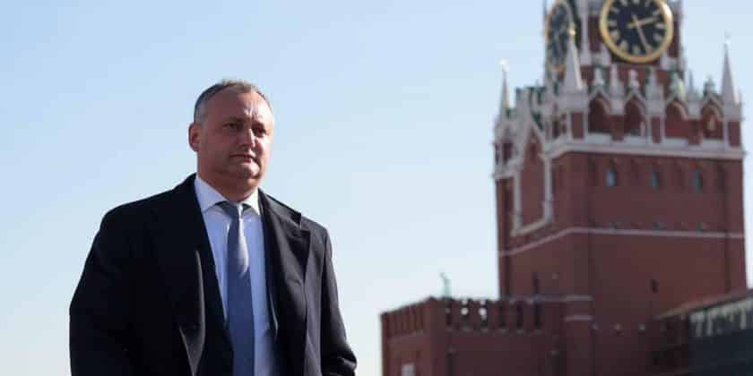 La Chișinău se cere excluderea lui Dodon din cursa electorală: Președinția nu poate fi reprezentată de agenți și informatori ai Rusiei