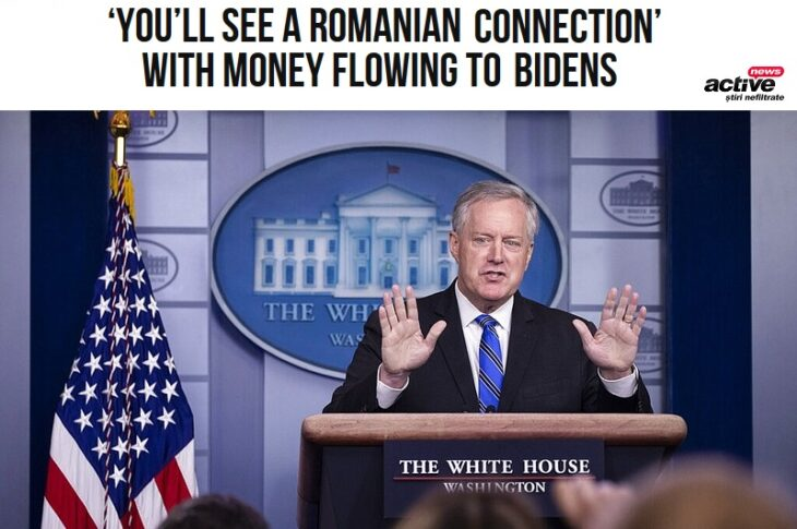 BANI NEGRI DIN ROMÂNIA PENTRU BIDEN! Casa Albă aruncă bomba în scandalul Biden: În zilele următoare veți vedea și CONEXIUNEA ROMÂNESCĂ – VIDEO. FOTO cu Biden și oficiali români