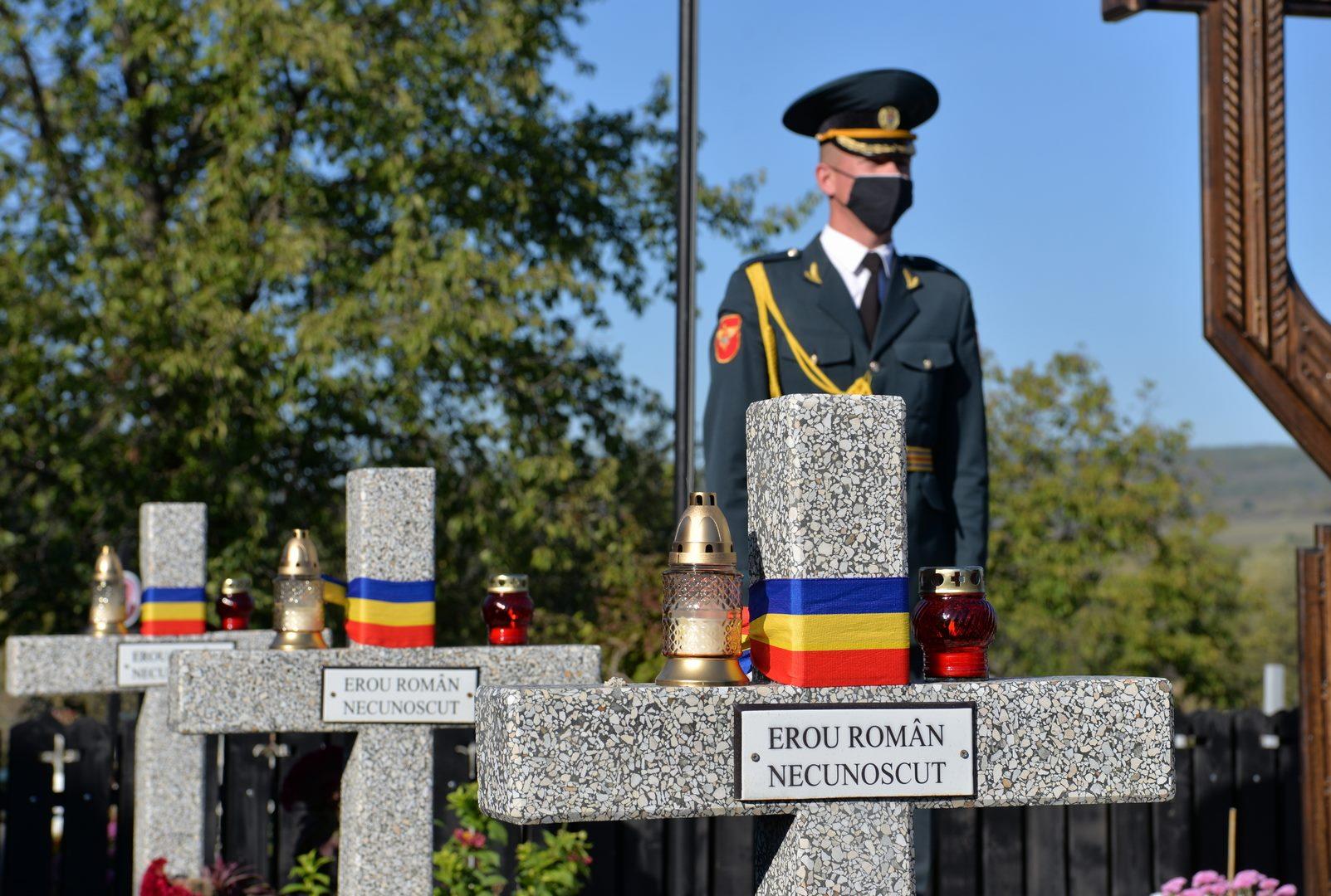 Ziua Armatei Române, sărbătorită la Orhei