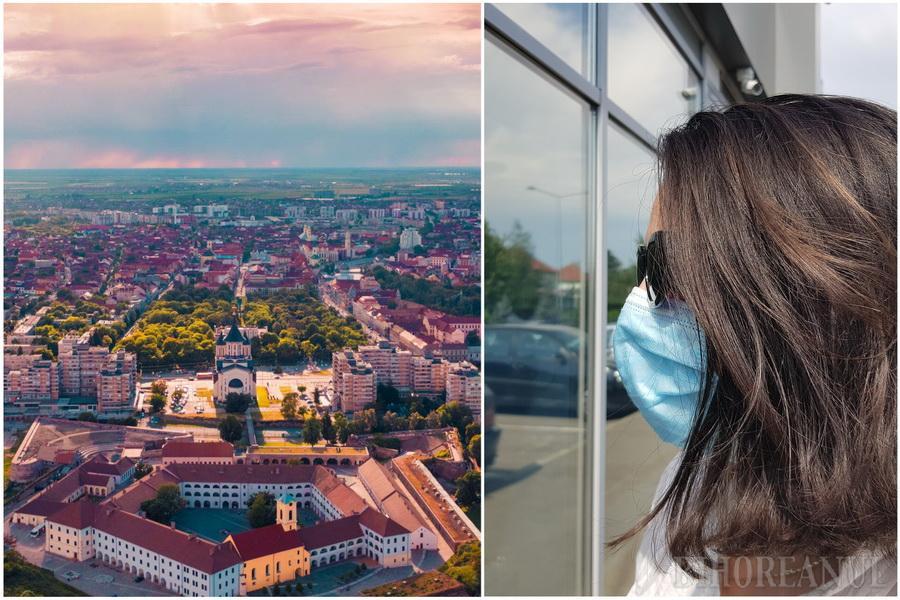 """Oradea, în """"scenariul roşu"""": De marţi, se închid restaurantele, şcolile trec în online, iar masca devine obligatorie şi pe stradă"""