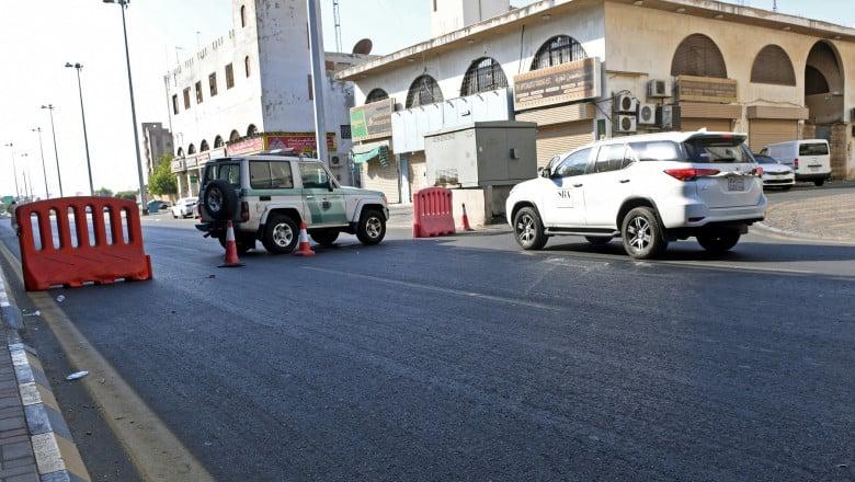 Patru oameni au fost răniţi în urma unui atac cu grenadă în Arabia Saudită