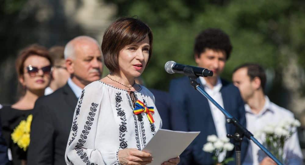 Maia Sandu, apel către unioniști: Dodon a încercat să vă transforme în dușmanii acestui stat, împreună trebuie să-l oprim
