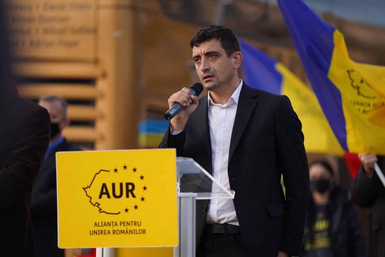 AUR salută înlăturarea de la putere a pionului Moscovei în R. Moldova și așteaptă din partea Maiei Sandu corectarea unei nedreptăți