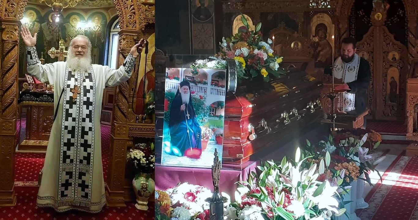 Înmormântarea Părintelui Ghelasie Țepeș are loc mâine la Mănăstirea Sighișoara. ULTIMA PREDICĂ, TULBURĂTOARE, de Sfântul Dimitrie Izvărâtorul de Mir, hramul Sfintei Mănăstiri