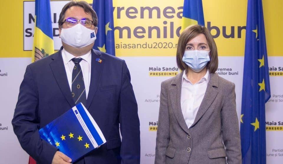 Maia Sandu anunță: Izolarea internaţională a R. Moldova s-a încheiat ~ InfoPrut