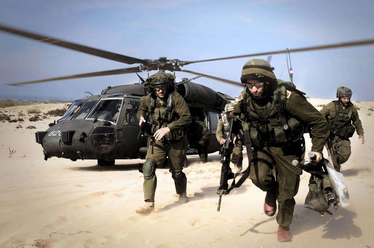 Armata Israelului a ripostat militar după ce o rachetă a fost lansată