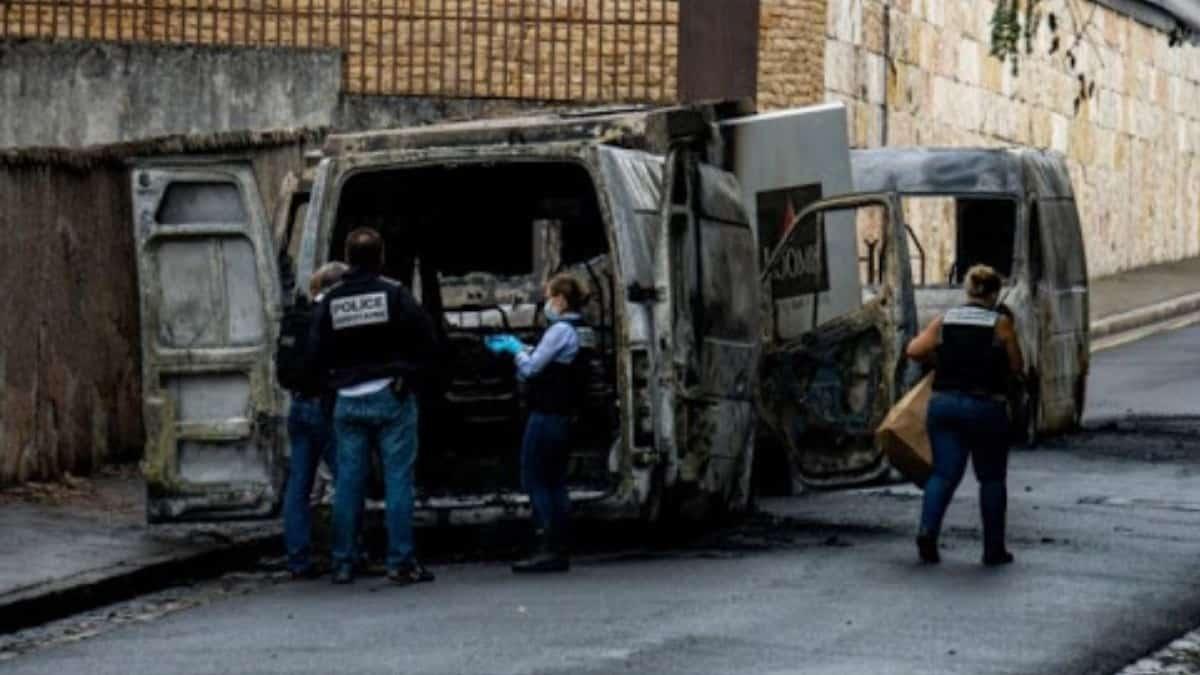 Mașină blindată a Băncii Franței, jefuită de hoți înarmați. Prejudiciul: 9.000.000€