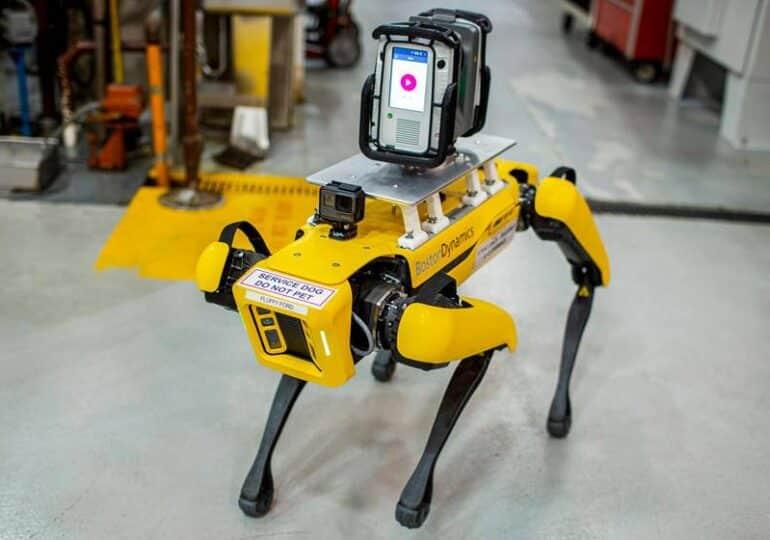 Ford a angajat primii roboţi cu patru picioare la fabrica din Michigan. Cât au costat şi ce trebuie să facă