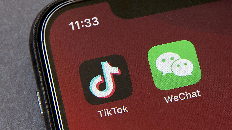 SUA interzic TikTok și WeChat