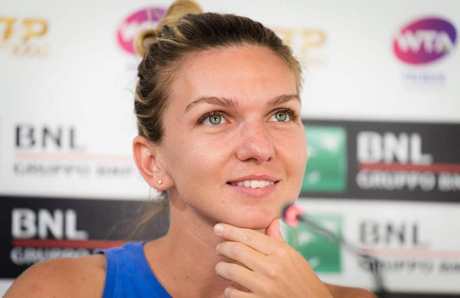 Simona Halep s-a calificat în finala turneului de la Roma