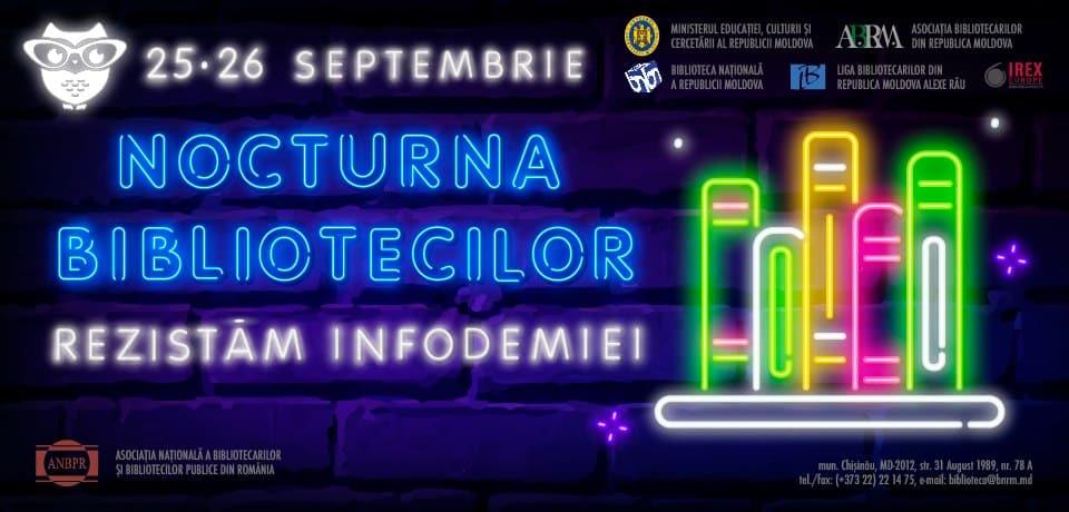 Bibliotecile din România și R. Moldova își propun să lupte cu fakenews din pandemie ~ InfoPrut