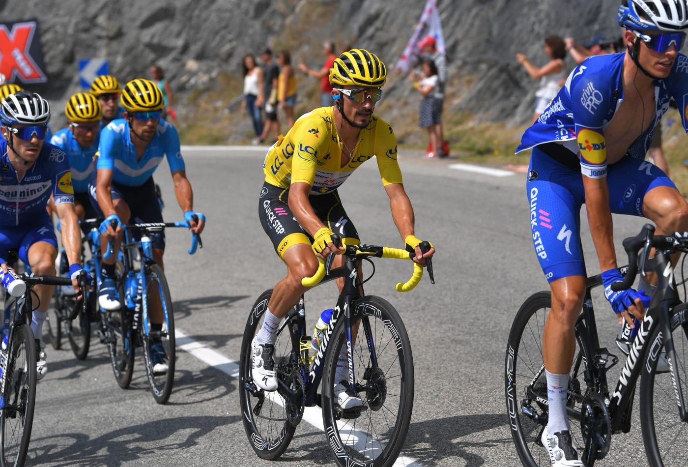 Basarabean, parte din echipa care a câştigat Turul Franţei la ciclism ~ InfoPrut