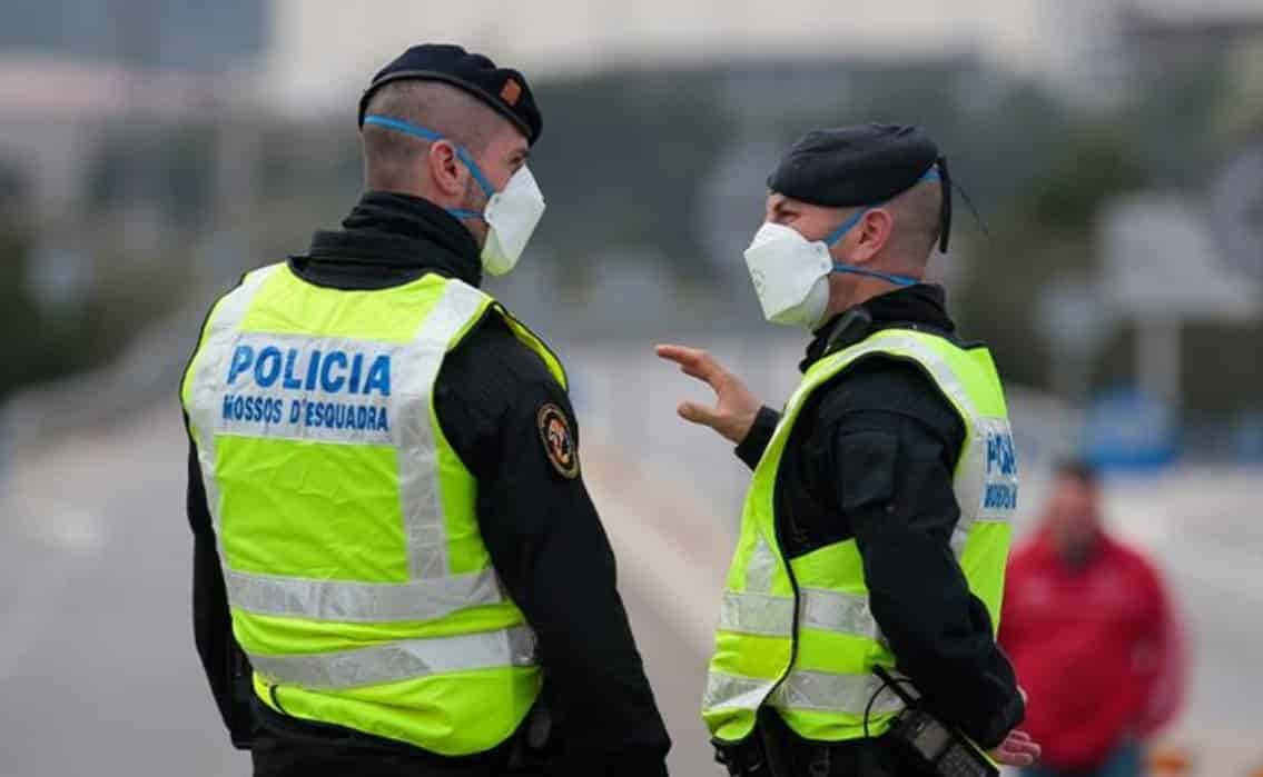Restricții drastice în Spania: Peste 1 milion de oameni din regiunea Madrid nu mai pot ieși din cartiere fără motiv