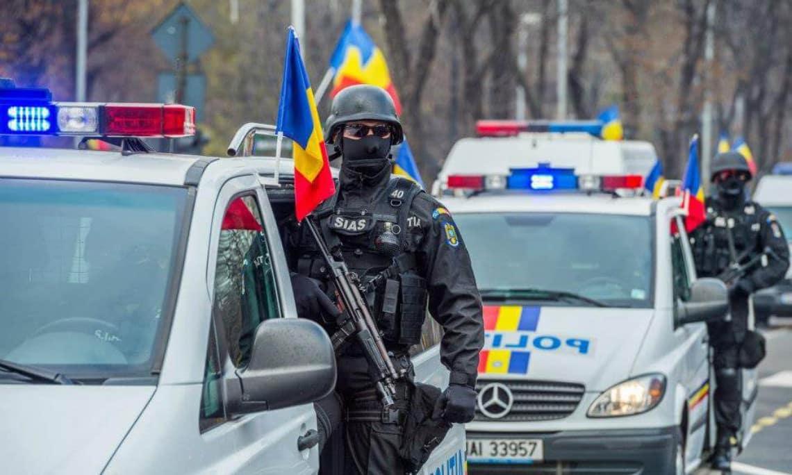 PERCHEZIȚII LA O GRUPARE DE CRIMINALITATE ORGANIZATĂ SPECIALIZATĂ ÎN FAPTE DE VIOLENȚĂ, CAMĂTĂ, ȘANTAJ ȘI PROXENETISM