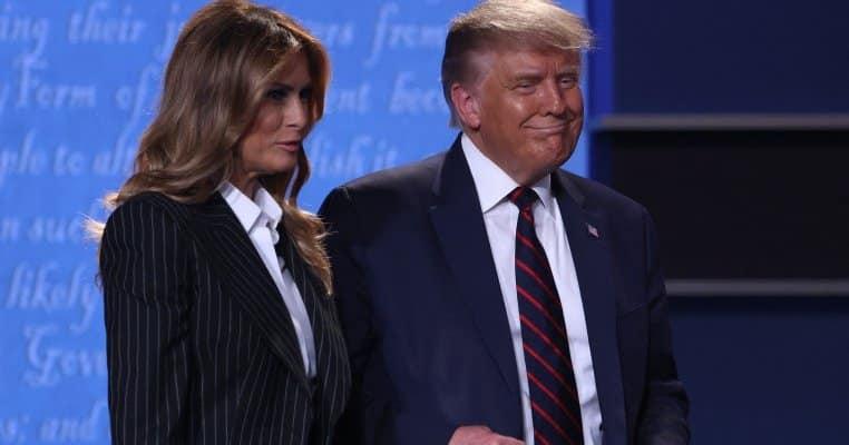 Donald Trump, președintele SUA, și soția sa au fost testați pozitiv cu coronavirus