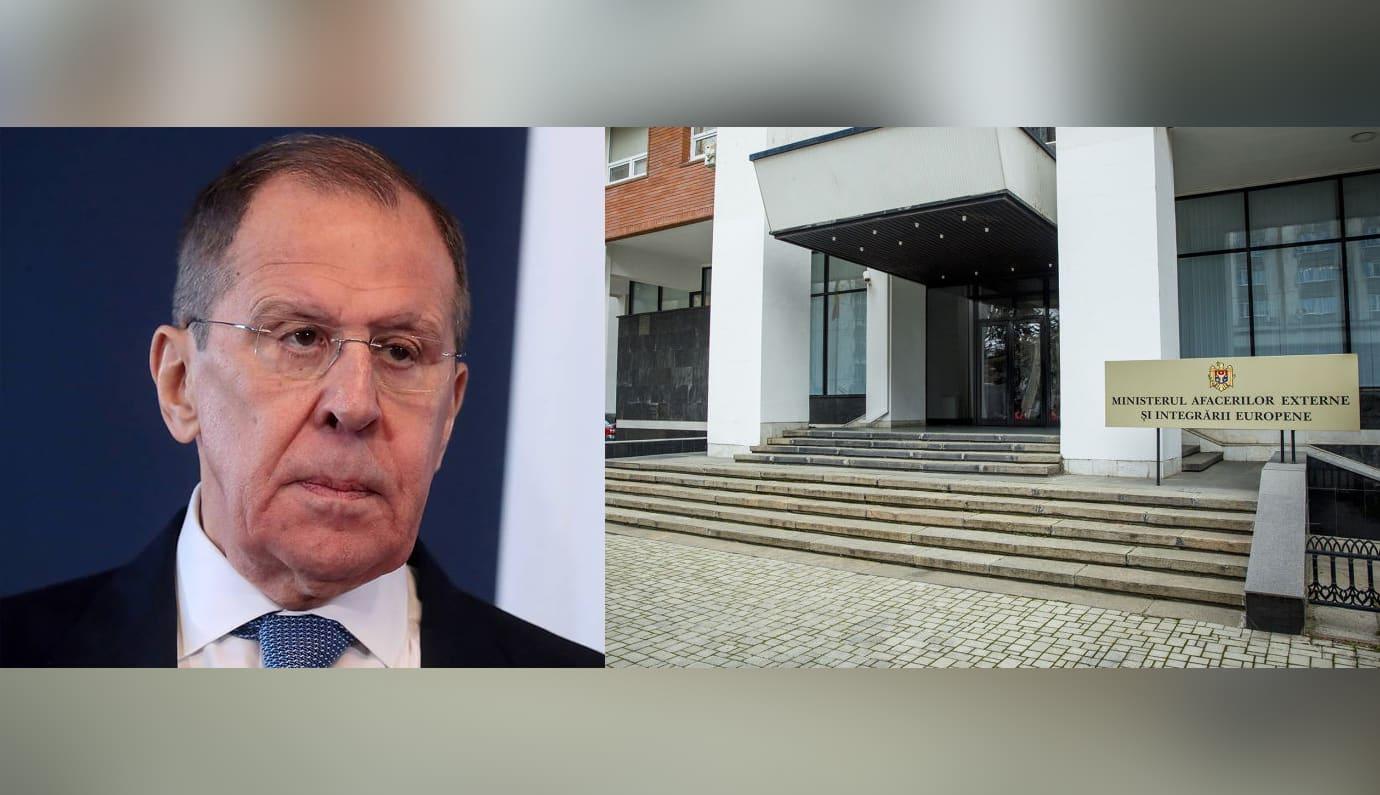 La Chișinău se cere convocarea ambasadorului Federației Ruse la MAE, după declarațiile scandaloase ale lui Lavrov