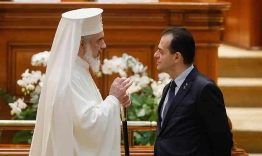 """Patriarhul Daniel se va întâlni cu premierul Orban înainte de marele pelerinaj de Sfântul Dimitrie, declarat deja """"interzis"""" de Guvern"""