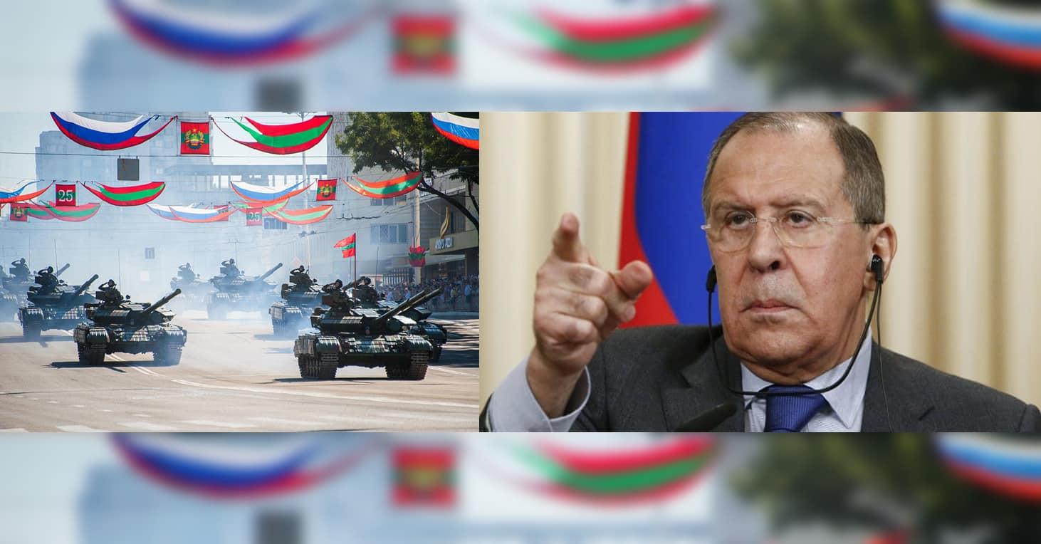 """Lavrov, ,,reprezentantul statului care și-a pus tancurile și embargourile împotriva cursului european al Republicii Moldova"""""""