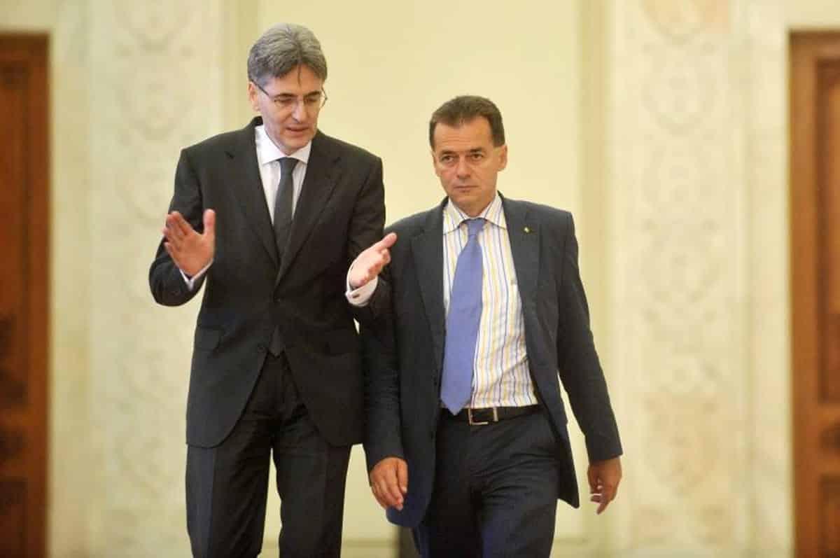 Trecutul securistic al familiei premierului Ludovic Orban și consilierului prezidențial Leonard Orban. DOCUMENTE CNSAS