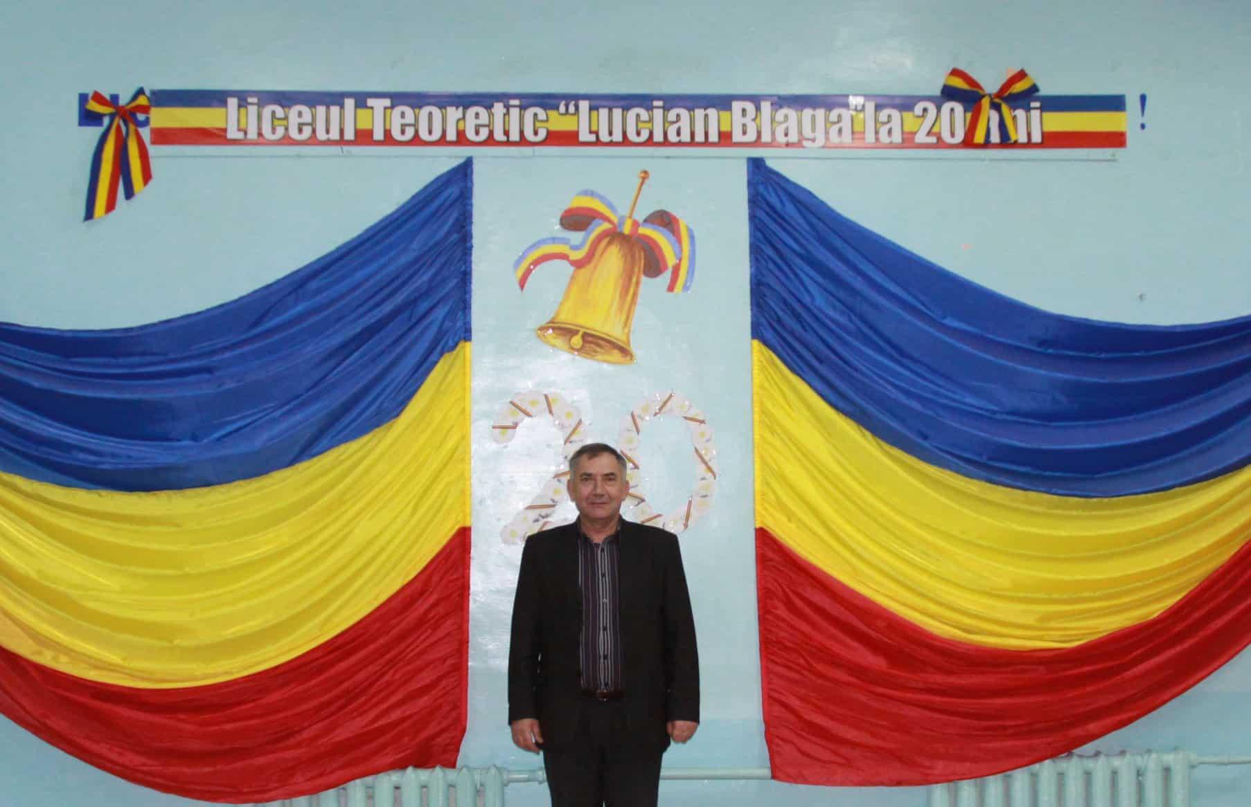 Directorul liceului românesc din Tiraspol, internat la Chișinău în urma infectării cu COVID-19