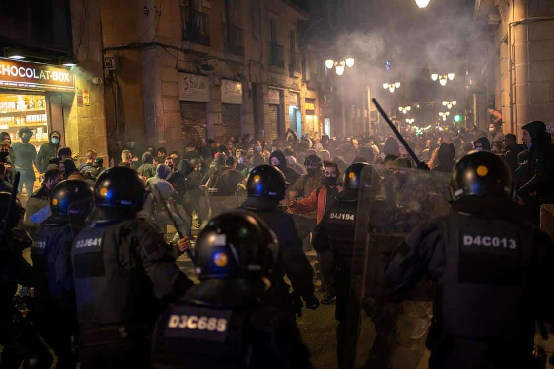 Proteste în toată Europa: Italia, Spania, Germania și Anglia au sărit în aer