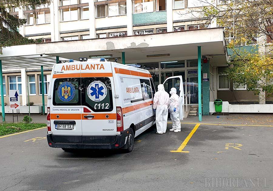 """Credincioşi """"necredincioşi"""": Spitalul Municipal Oradea are primul dosar penal, din partea familiei unui decedat cu Covid"""