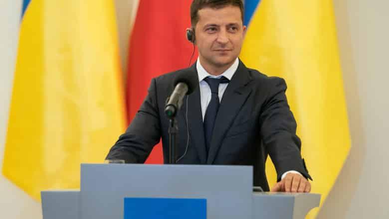 Preşedintele Ucrainei, spitalizat după ce a fost confirmat ca infectat cu COVID-19