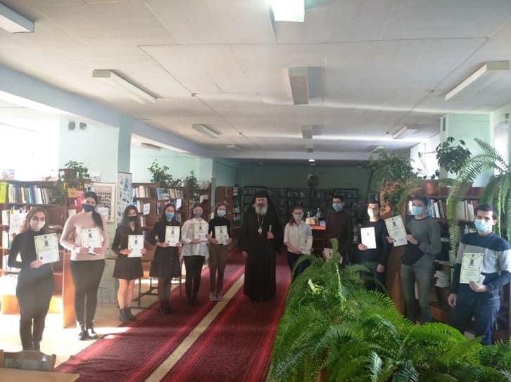 Episcopia de Bălţi oferă burse elevilor şi studenţilor ~ InfoPrut