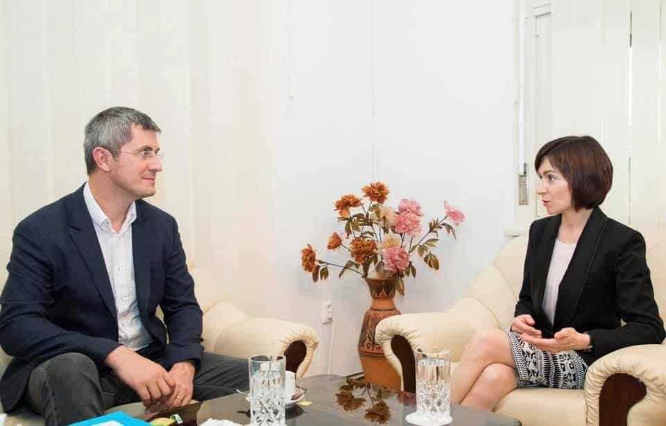 Liderul USR: Republica Moldova a ales să privească spre Uniunea Europeană ~ InfoPrut