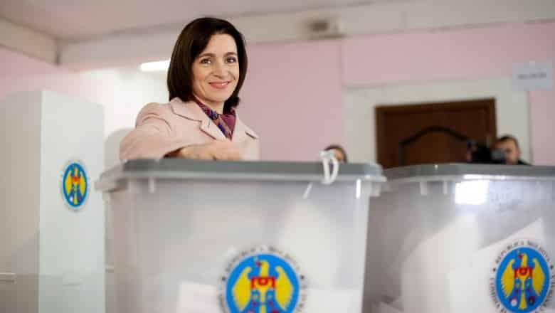 Maia Sandu câștigă alegerile prezidențiale din Moldova – CURIERUL ROMÂNESC