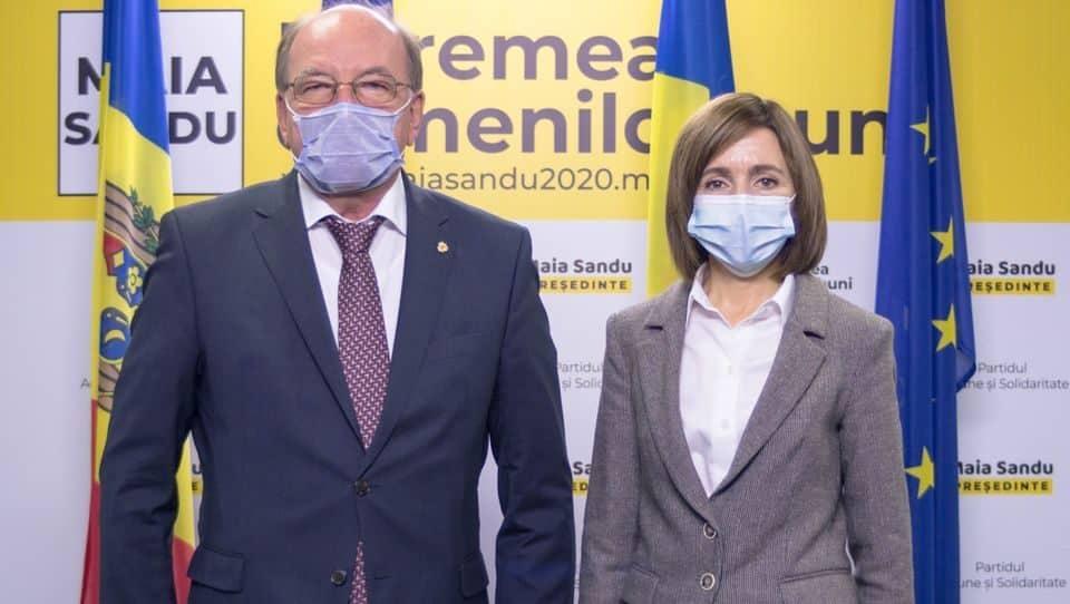 Ce au stabilit Maia Sandu și ambasadorul Rusiei în Republica Moldova ~ InfoPrut
