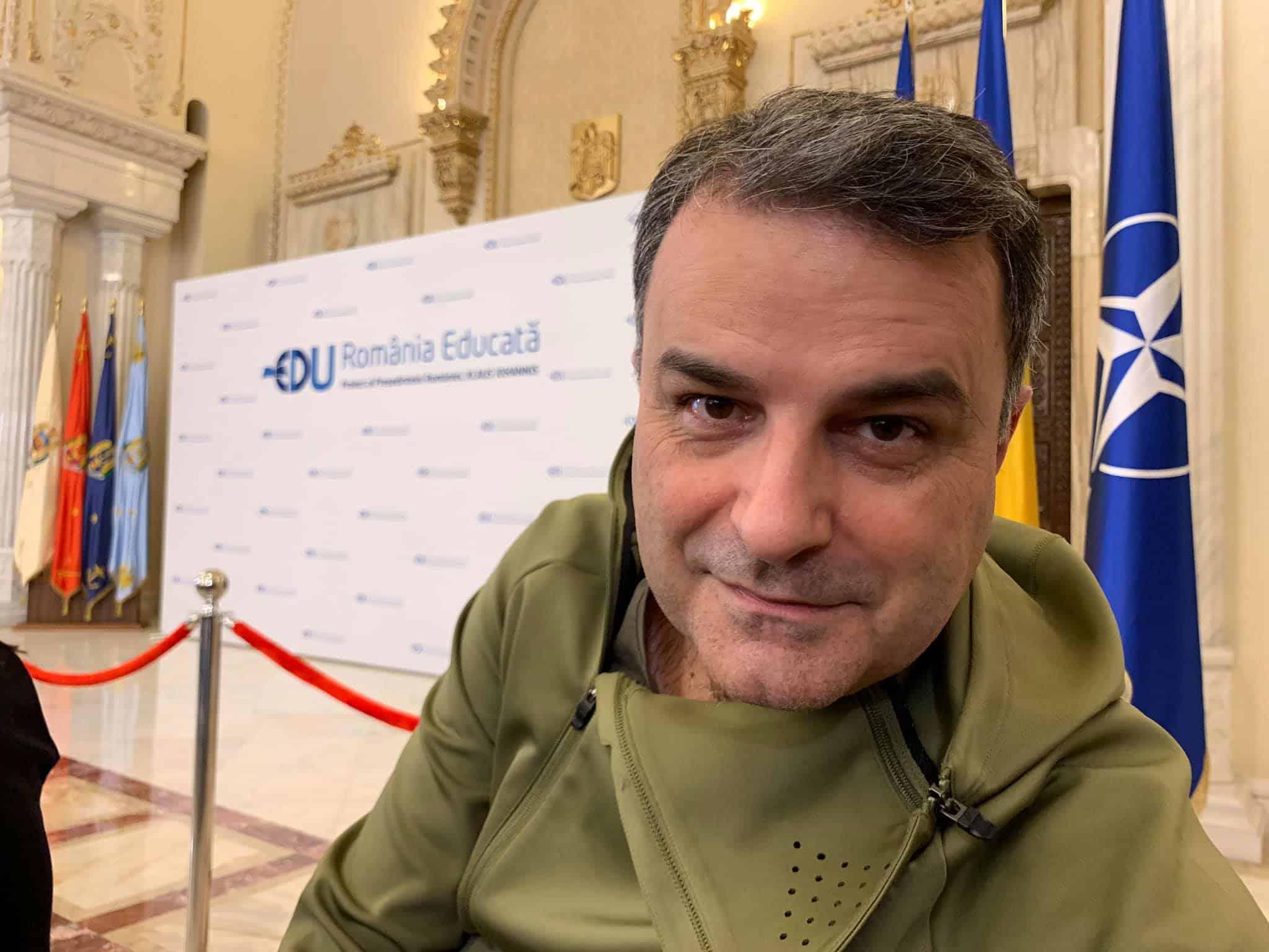 Lucian Mândruță: George Simion a convins că vrea să scape România de hoție