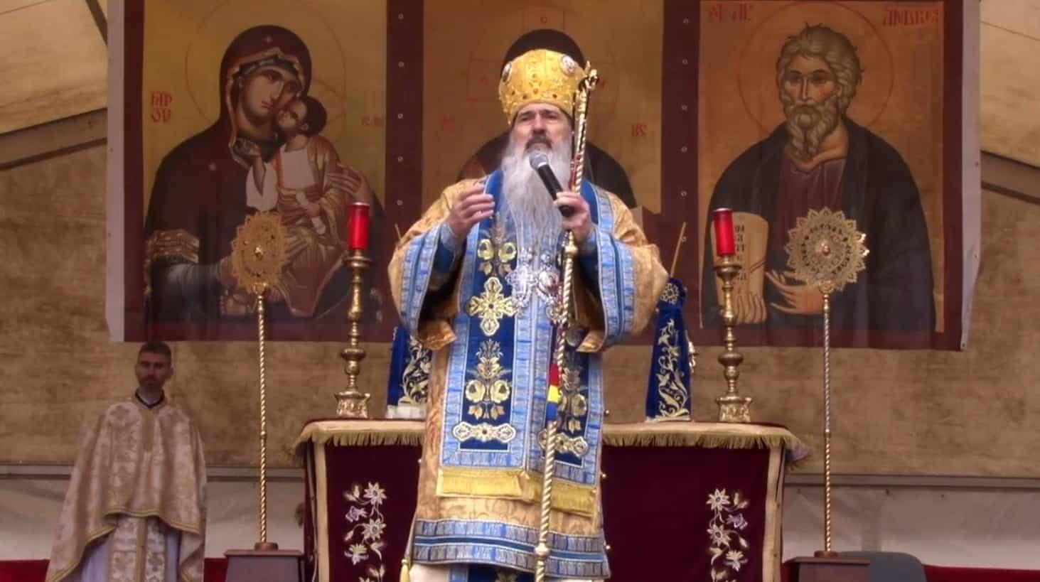 """""""Tovarăși guvernanți, sunteți niște comuniști!"""" ÎPS Teodosie – Vrednic este! La Mulți Ani de Sfântul Andrei, Apostolul Neamului. Să nu uităm: Dumnezeu nu se lasă batjocorit!"""