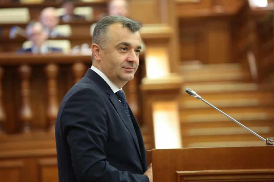 Premierul de la Chișinău, mesaj de 1 decembrie: La mulți ani, România!