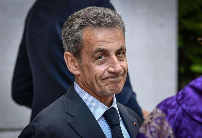 Patru ani de PUȘCĂRIE pentru Nicolas Sarkozy, fostul președinte al Franței, pentru corupţie şi trafic de influenţă