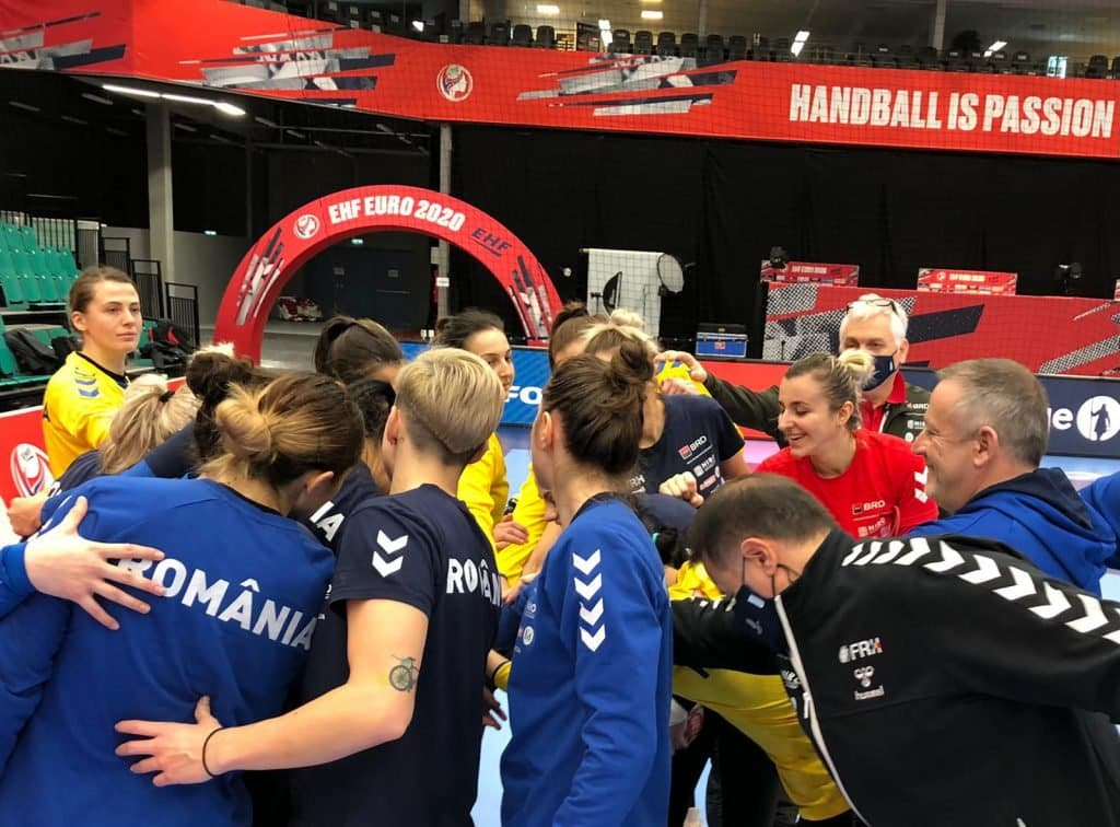România a obținut prima victorie la Campionatul European de handbal feminin