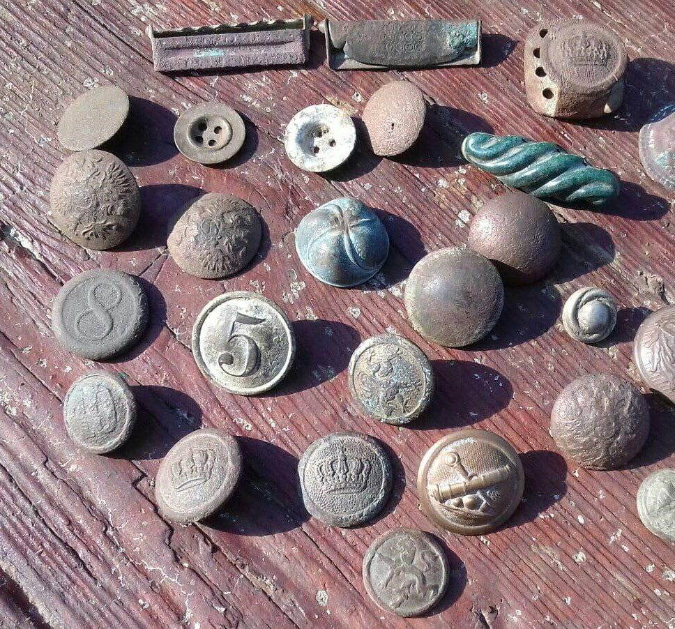 Obiecte cu poveste – descoperite dupa mai bine de un secol