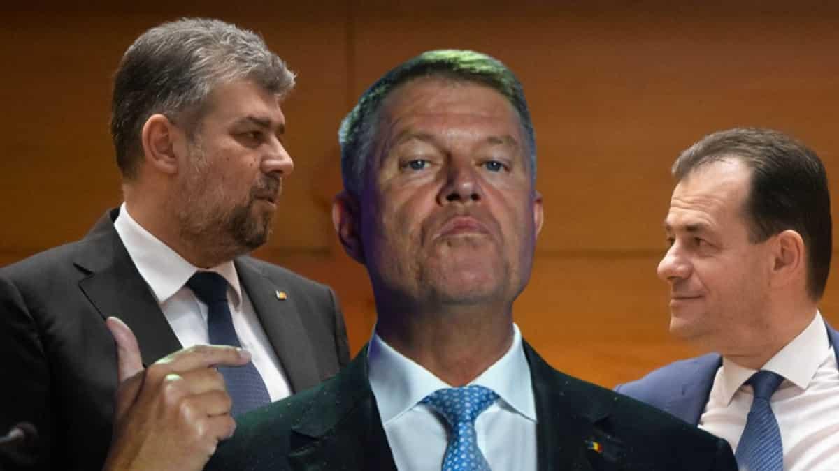 Cum a făcut Ciolacu blat cu Orban la comanda lui Iohhanis