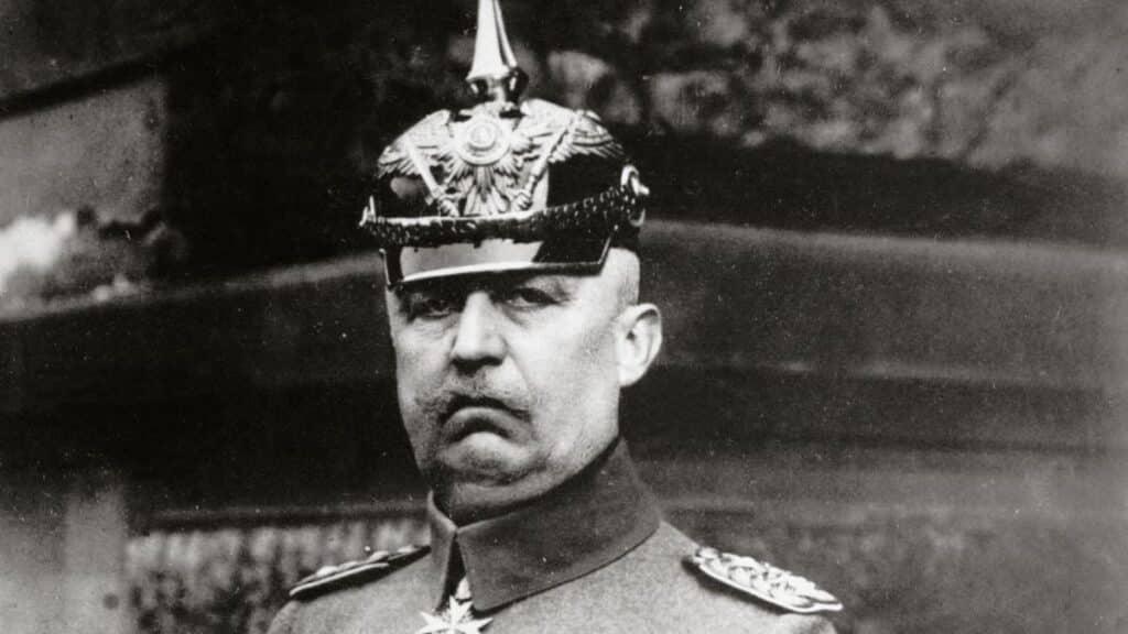 Erich Ludendorff, generalul german de la care a pornit nazismul