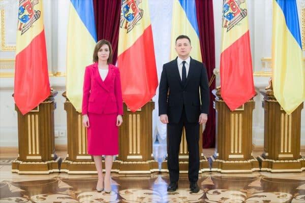 Președintele R. Moldova, la Kiev: Ne dorim să fim prieteni care să acționeze în baza unui parteneriat strategic