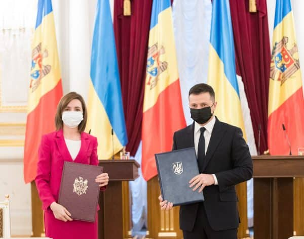 Republica Moldova și Ucraina vor să devină parte a Inițiativei celor Trei Mări