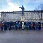 162 de ani de la Unirea Principatelor Române, sărbătoare la Bălți ~ InfoPrut