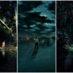 """Expoziția """"Eclipsa"""" a lui Andrei Gamarț, la Galeria Mobius din București ~ InfoPrut"""