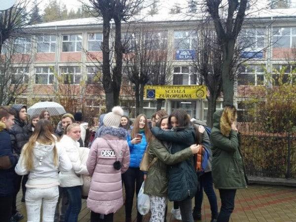 Tinerii din Orhei și din Iași, cursuri comune într-un proiect european ~ InfoPrut