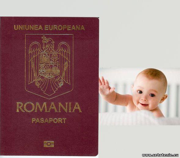 Alocații mai mari pentru copiii din Republica Moldova cu cetățenie română