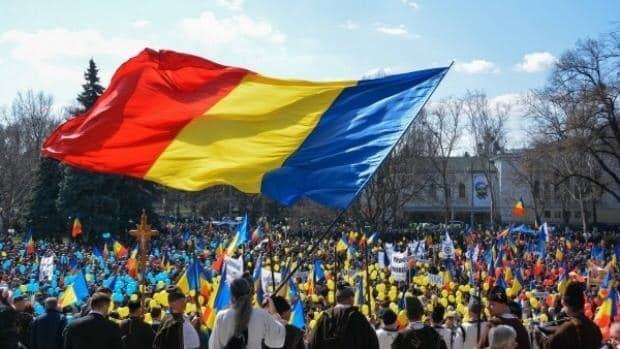 Numărul cetățenilor Republicii Moldova care vor unirea cu România, în creștere ~ InfoPrut