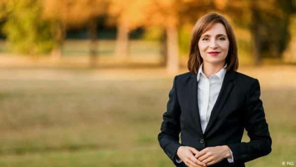 Maia Sandu, mesaj politic la Paris: Priorități sunt ieșirea din impasul politic prin alegeri parlamentare anticipate și instalarea unui guvern cu competențe depline